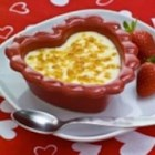 Custard Brulee - The recipe is from pullet farmers Andy and Bonnie DeWeerd of Tavistock, Ontario. It's simple and delicious, and can be made ahead.