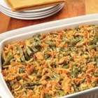 Hometown Green Bean Casserole - This traditional casserole is not just for holidays anymore! It's a warm and satisfying side dish perfect for any meal.