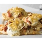Chicken Nacho Bake - Nachos, everyone's favourite appetizer, gets turned upside down into a quick and easy chicken bake.