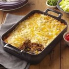 Roasted Turkey Enchilada Bake - Leftover turkey is transformed into an easy family dish with a few Mexican-inspired ingredients.