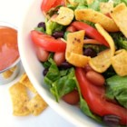 Spicy Tex-Mex Salad - This is an unusual salad that everyone in my office loves.  I get requests for it time and time again.