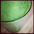 Kale Orange Banana Smoothie