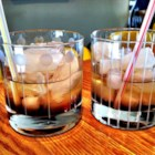 Mind Eraser - This layered cocktail is made with coffee-flavored liqueur, lemon-lime soda, and vodka.