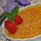 Irish Cream Creme Brulee