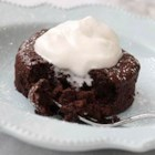 Idahoan Molten Lava Cakes - This recipe for Molten Lava Cake proves that Idahoan Mashed Potatoes don't have to be saved for just savory applications!