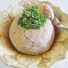 Ham Pate - Capers and ranch dressing add flavor and texture to this easy and tasty ham spread.