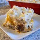 Steff's Shepherd Pie - A hearty and comforting dish that your whole family will love.