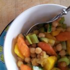 Photo of: South Indian Chickpea Salad - Recipe of the Day