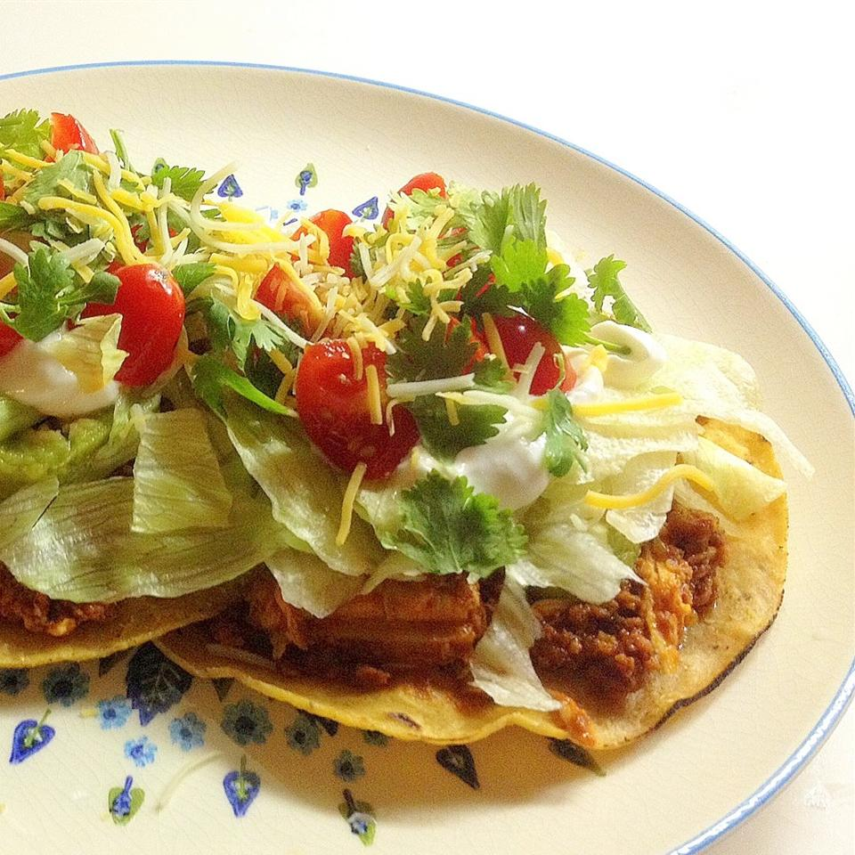 Slow Cooker Chicken Tinga angelosmommy