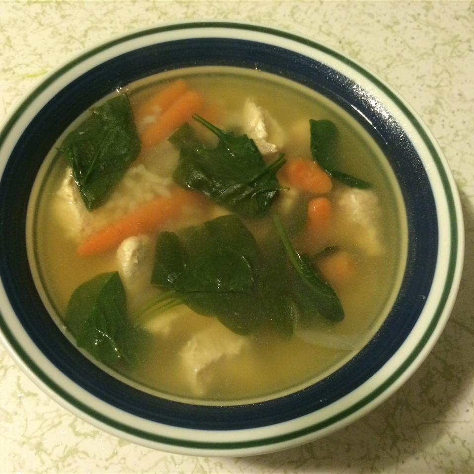 Lemon Chicken Soup II jburse
