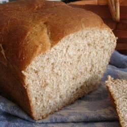 Honey Wheat Bread I Irene