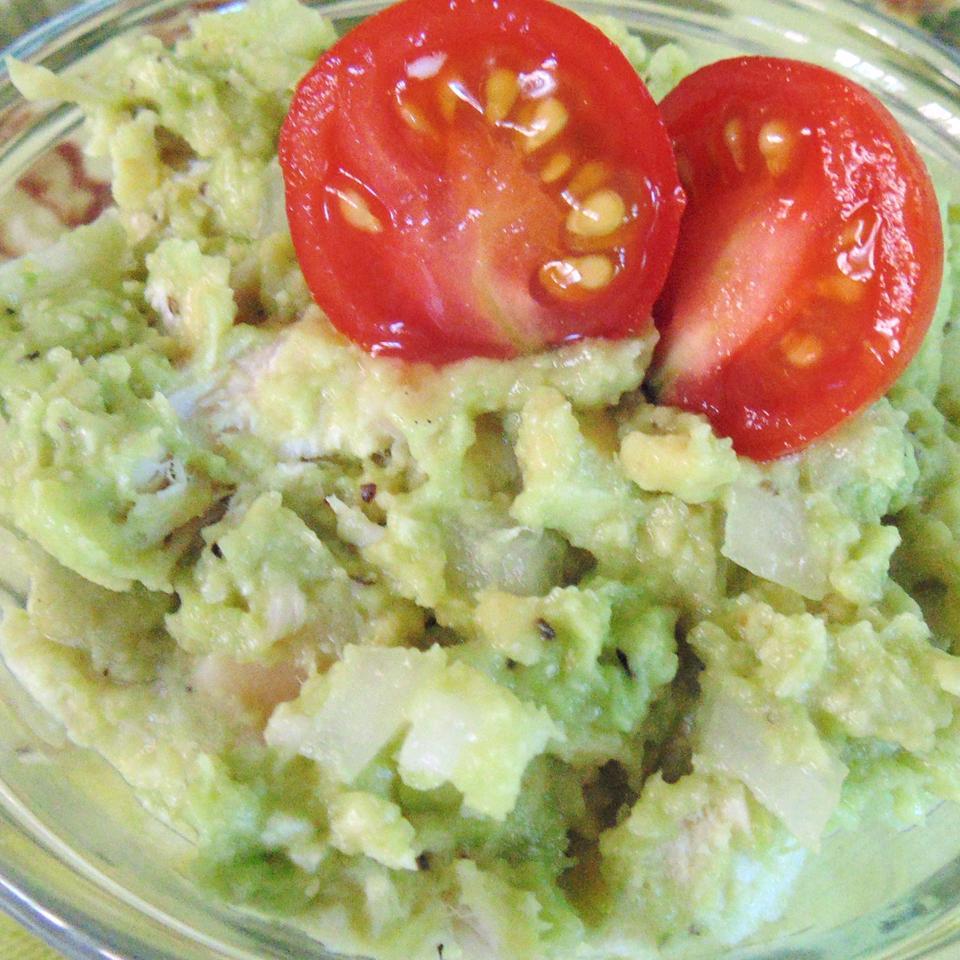 Avocado Chicken Spread Carol Castellucci Miller