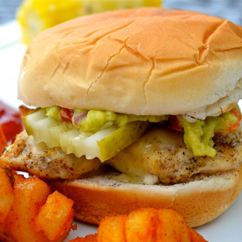 Bacon Jack Chicken Sandwich LMANGONE