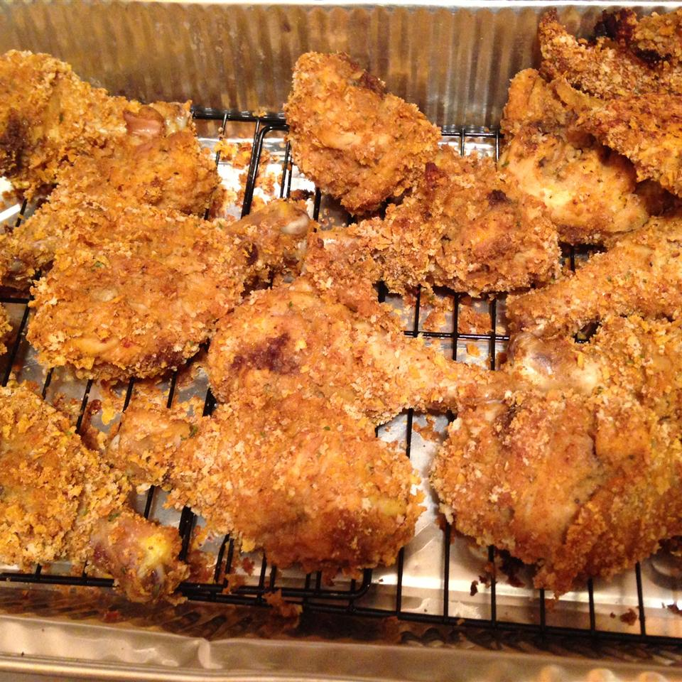 Oven Fried Chicken IV Chelsey