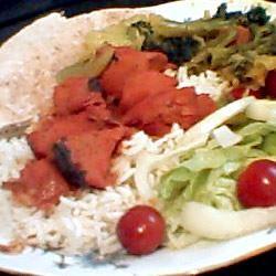 Chicken Tikka Masala muslimahs_kitchen