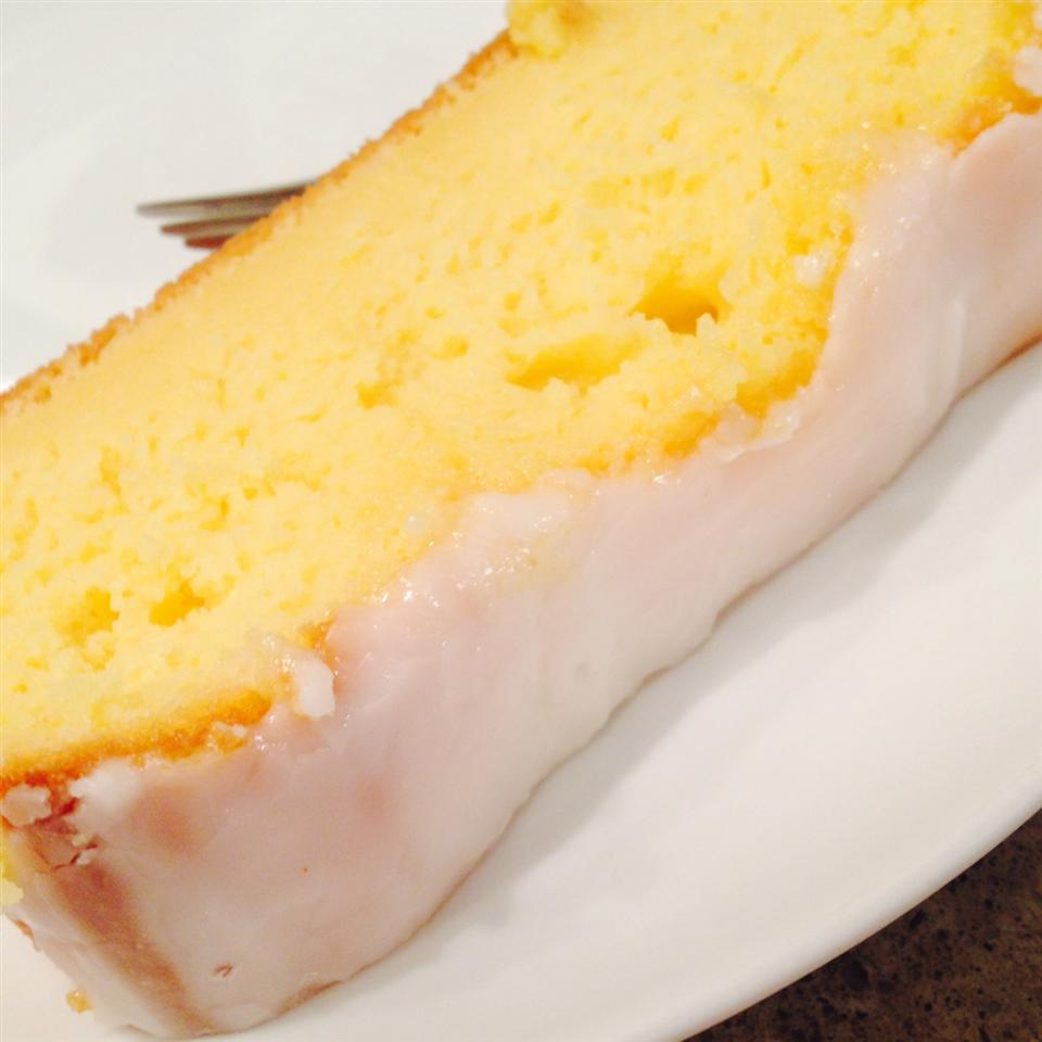 Copycat of Starbucks® Lemon Bread