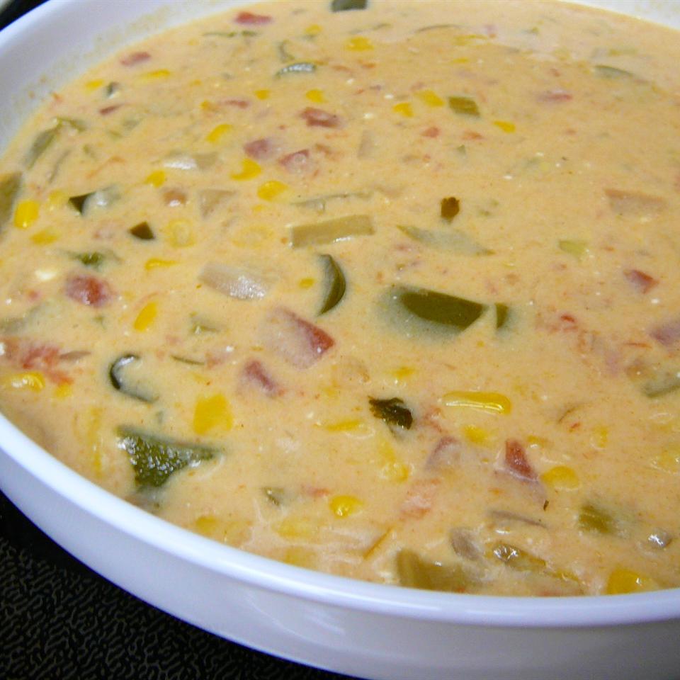 Salsa Corn Chowder