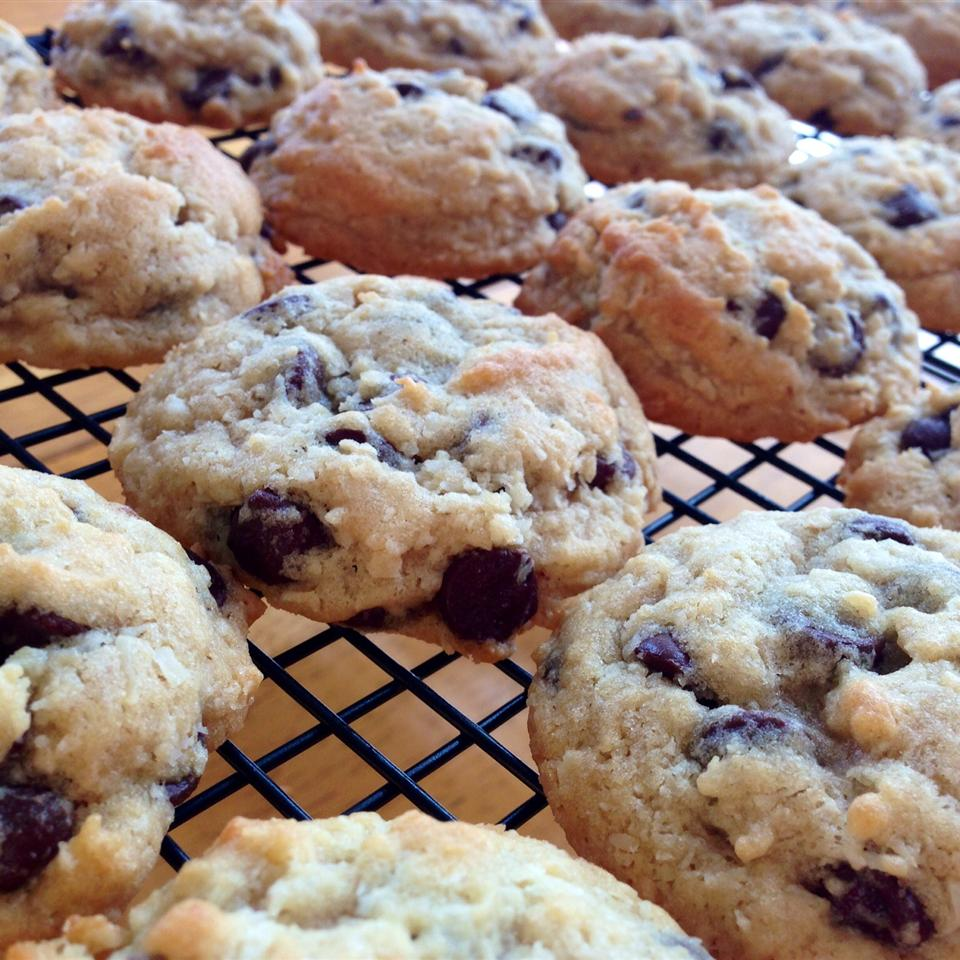 Chococonut Chip Cookies_image