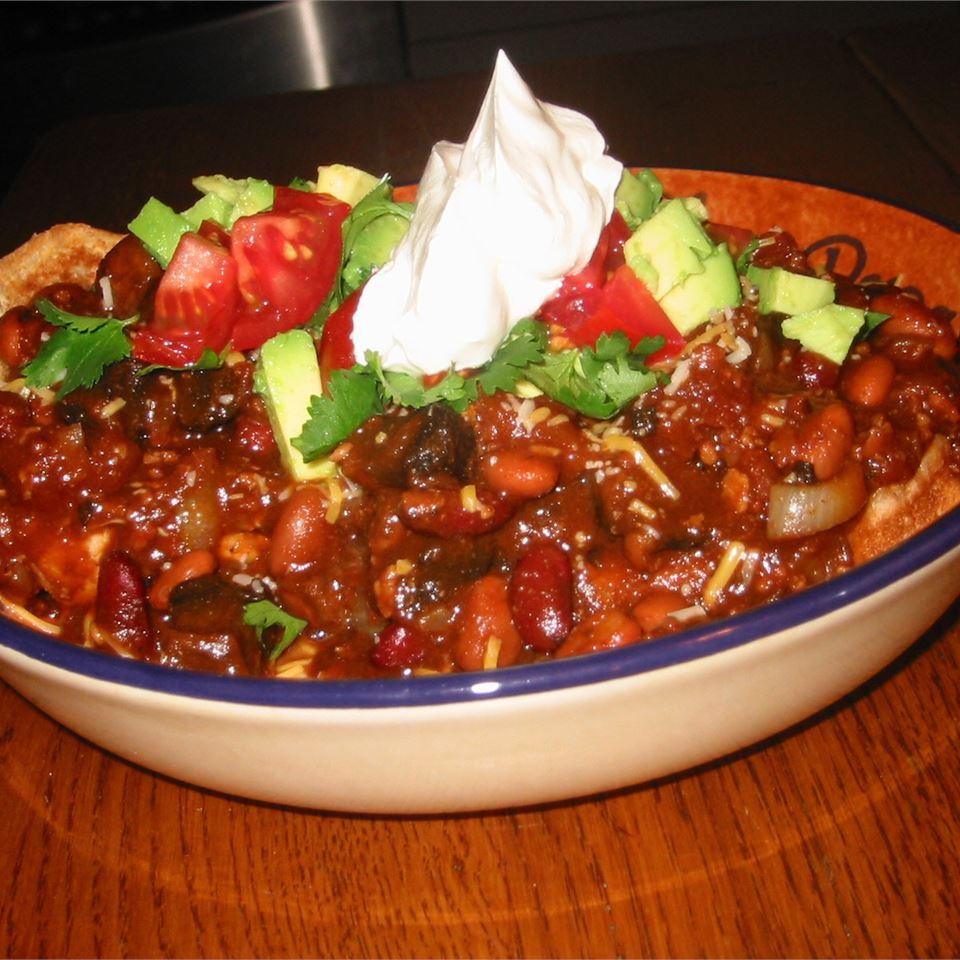Portobello Mushroom Chili Recipe Allrecipes