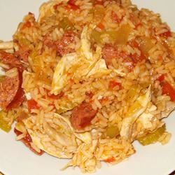 Chicken Jambalaya I Gracey
