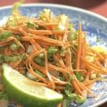 Sweet Potato & Cabbage Slaw