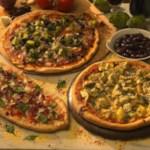 Turkish-Style Pizza