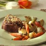 Melange of Roasted Baby Vegetables