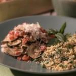Quick Herbed Couscous & Peas