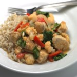Quick Thai Chicken & Vegetable Curry
