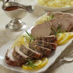 Tuscan Pork Loin
