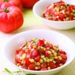 Corn & Tomato Saute