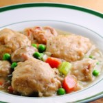 Old-Fashioned Chicken & Dumplings