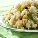 Cauliflower & Couscous Pilaf