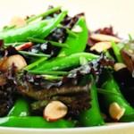 Fresh Herb & Snap Pea Salad