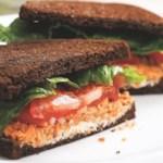 Salmon Salad Sandwich