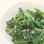 Vietnamese-Flavored Broccoli Rabe