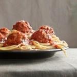 Nonna's Spaghetti & Meatballs