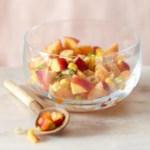Nectarine, Corn & Tomato Relish