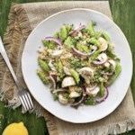 Snap Pea & Quinoa Salad