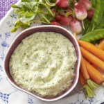 Middle Eastern Zucchini Dip