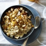 Savory Curry Cashew Oatmeal