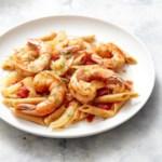 Fennel & Shrimp Fra Diavolo for Two