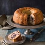 Blueberry-Ginger Bundt Cake