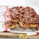Upside-Down Cinnamon-Pecan Coffee Cake