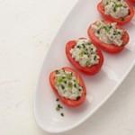 Chicken Salad-Stuffed Tomatoes