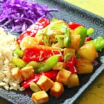Pineapple Tofu Stir-Fry