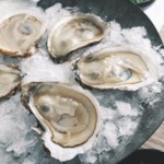 Oysters on the Half Shell with Mignonette Sauce