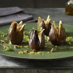 Mascarpone-Stuffed Figs