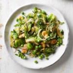 Warm Fava Bean & Escarole Salad (Scafata)