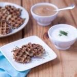Waffle-Maker Latkes